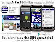 Notícias de Belford Roxo agora tem aplicativo para celular e tablet Android