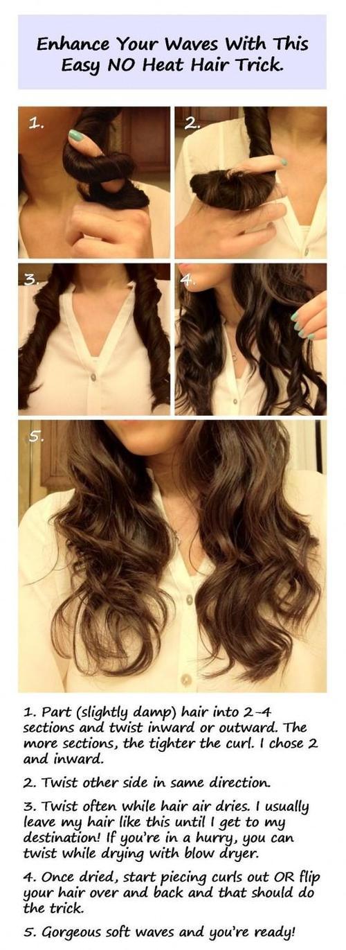 Как в домашних условиях надолго завить волосы