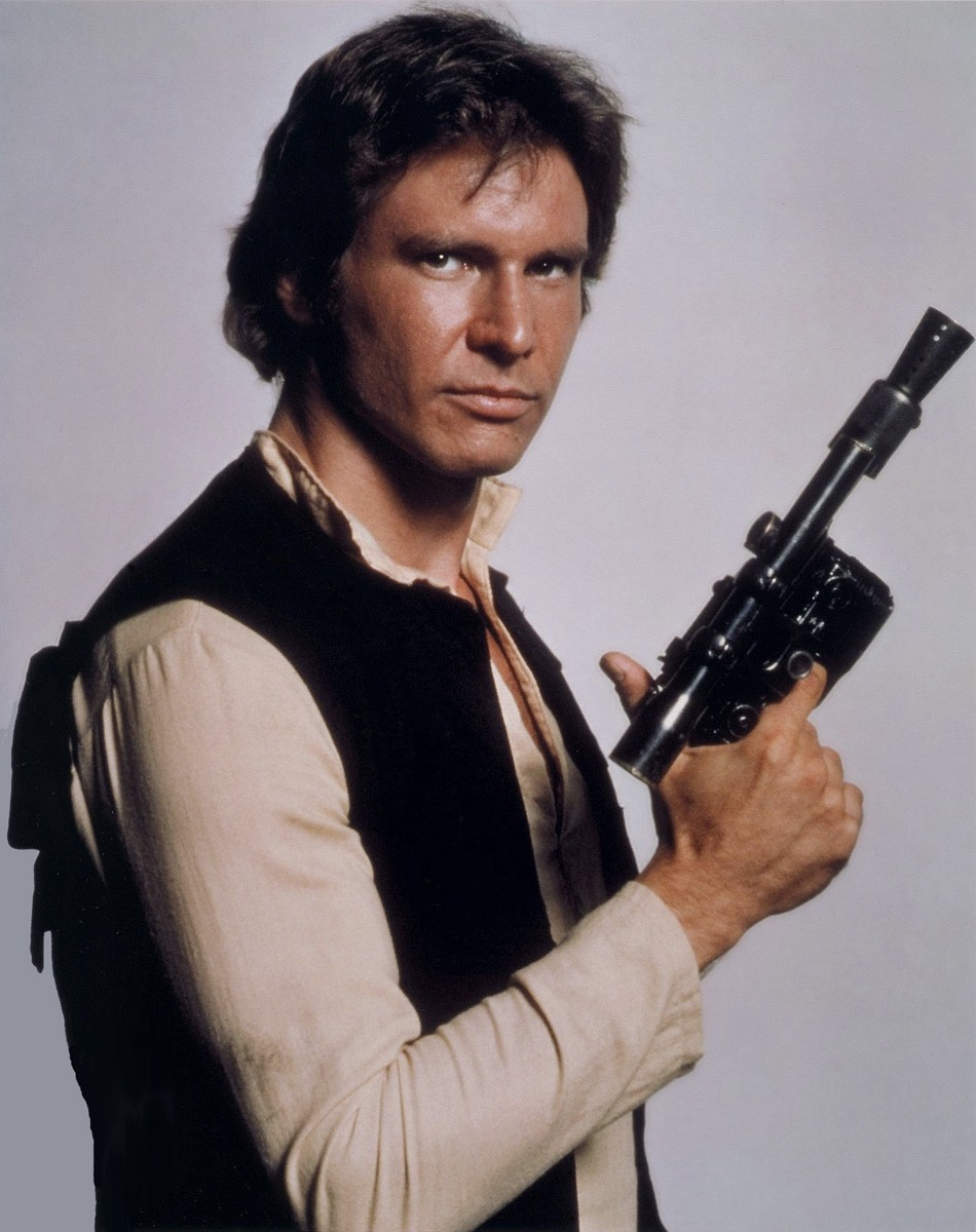 Star wars han solo quotes quotesgram for The harrison