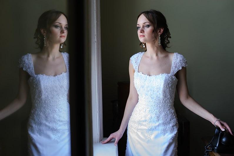 futiristinė vestuvių fotografija