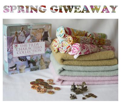 ♥ Spring Giveaway ♥