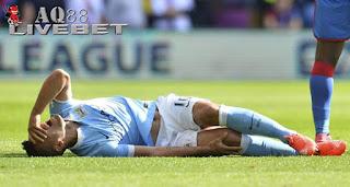 Liputan Bola - Sergio Aguero dipastikan tidak akan memperkuat Manchester City ketika bentrok kontra Juventus
