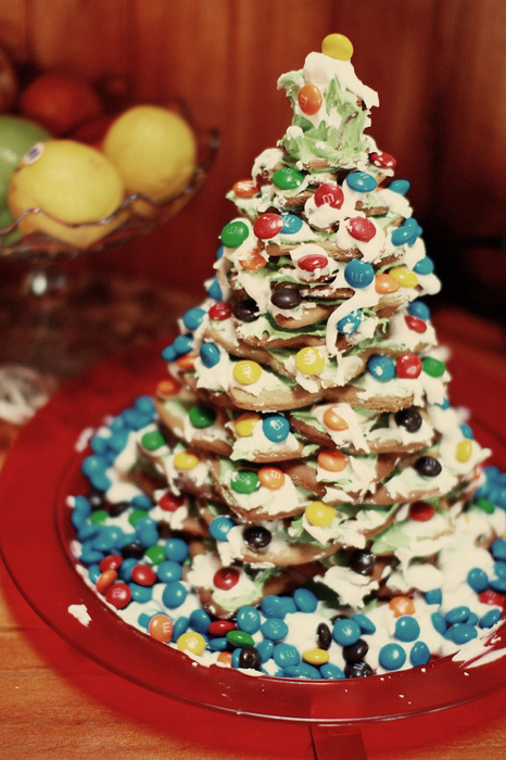 High Heels and Diet Dr. Pepper: Cookie Christmas Tree