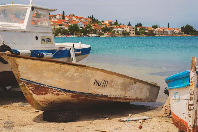 kroatien, zadar, semester, resa,