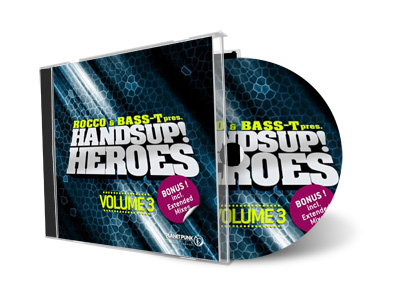 Rocco & Bass T Pres.   Hands Up Heroes   Vol. 3 (2013)