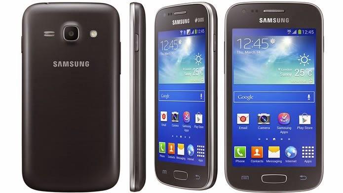 Lançado em 2013, o Galaxy Ace 3 é o modelo mais avançado de sua série e custa em torno de R$ 700