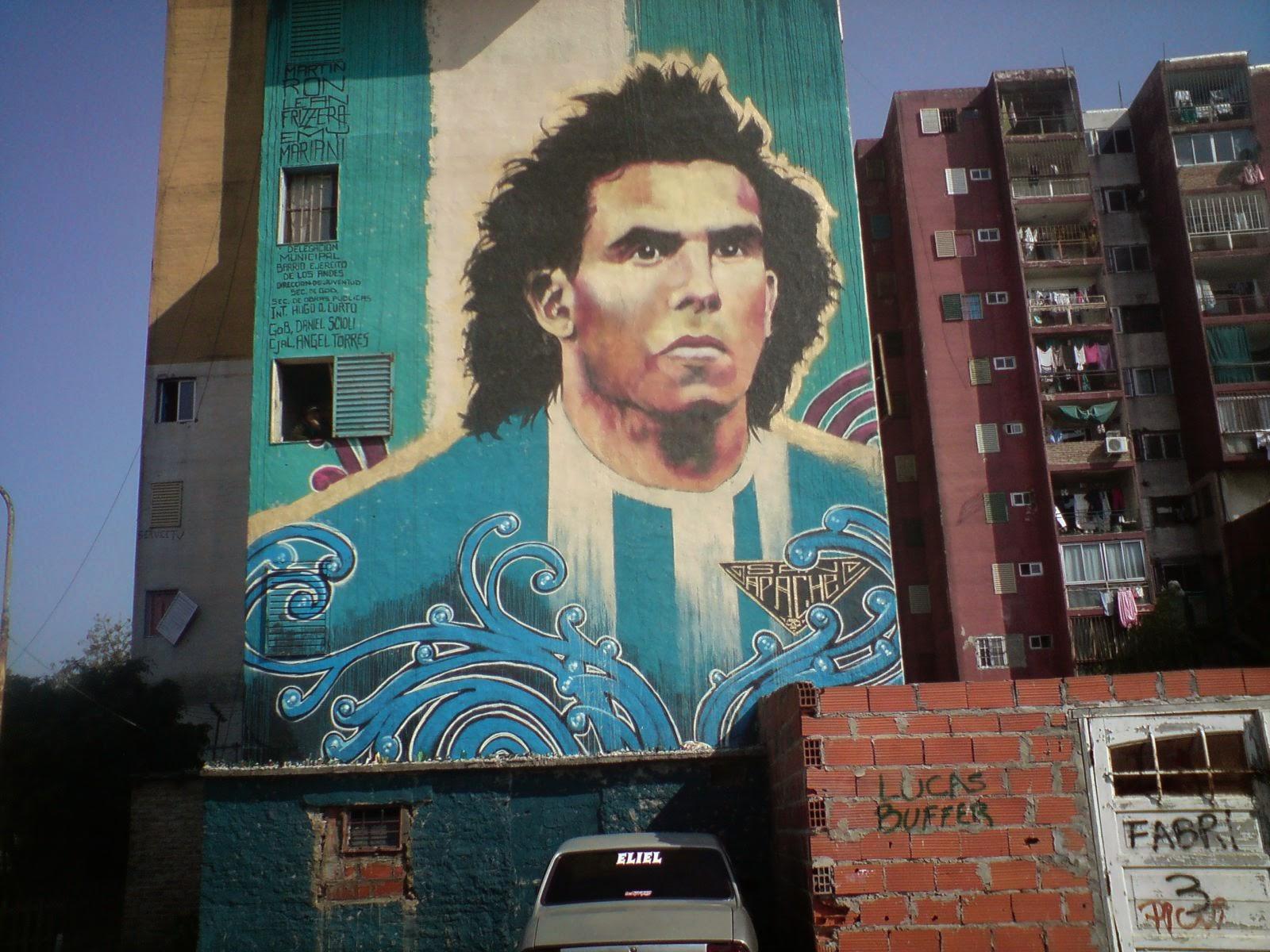 Carlitos Tévez - Storia di un Apache
