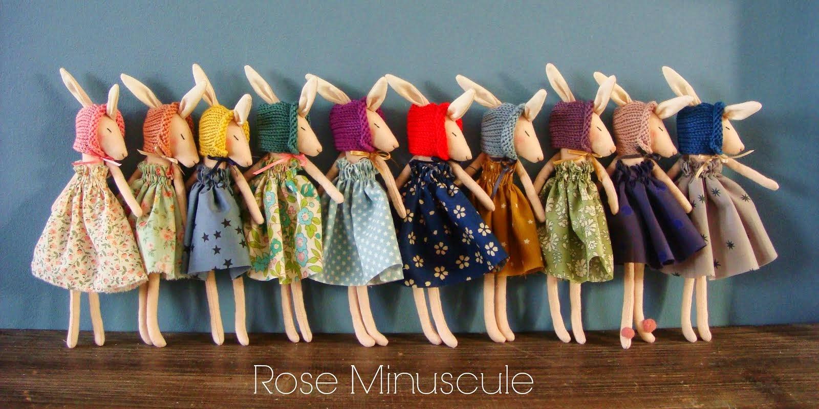 Rose Minuscule