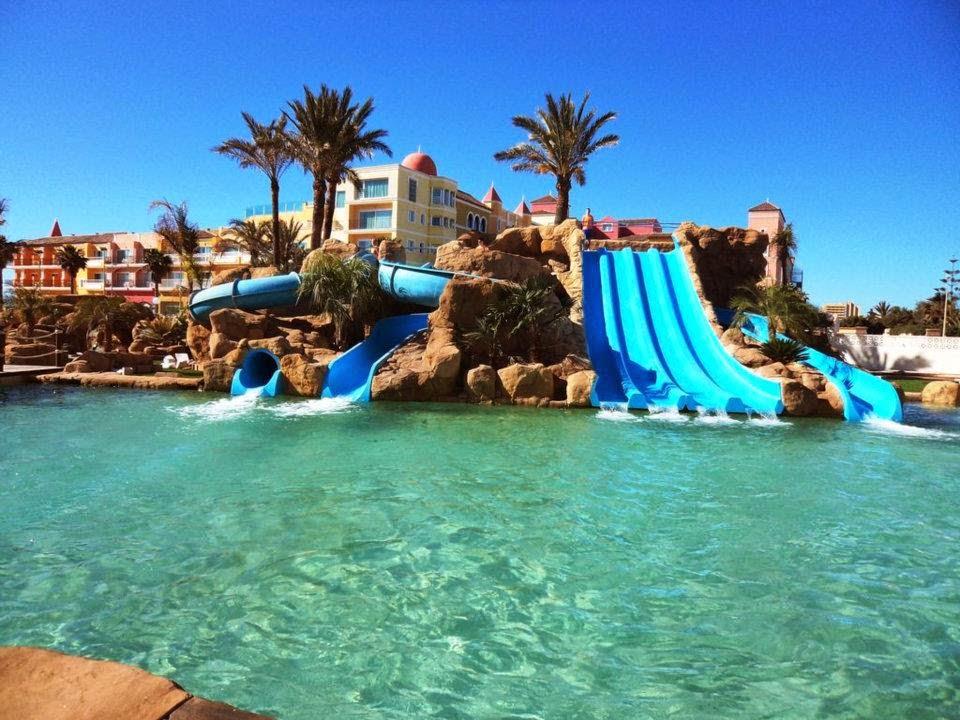 Hoteles para ni os roquetas de mar almer a hotel for Hoteles con piscina en cuenca