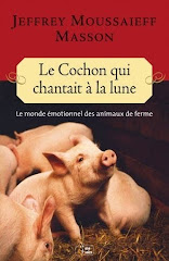 Le cochon qui chantait  la lune - Jeffrey Moussaieff Masson