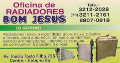 OFICINA DE RADIADORES BOM JESUS