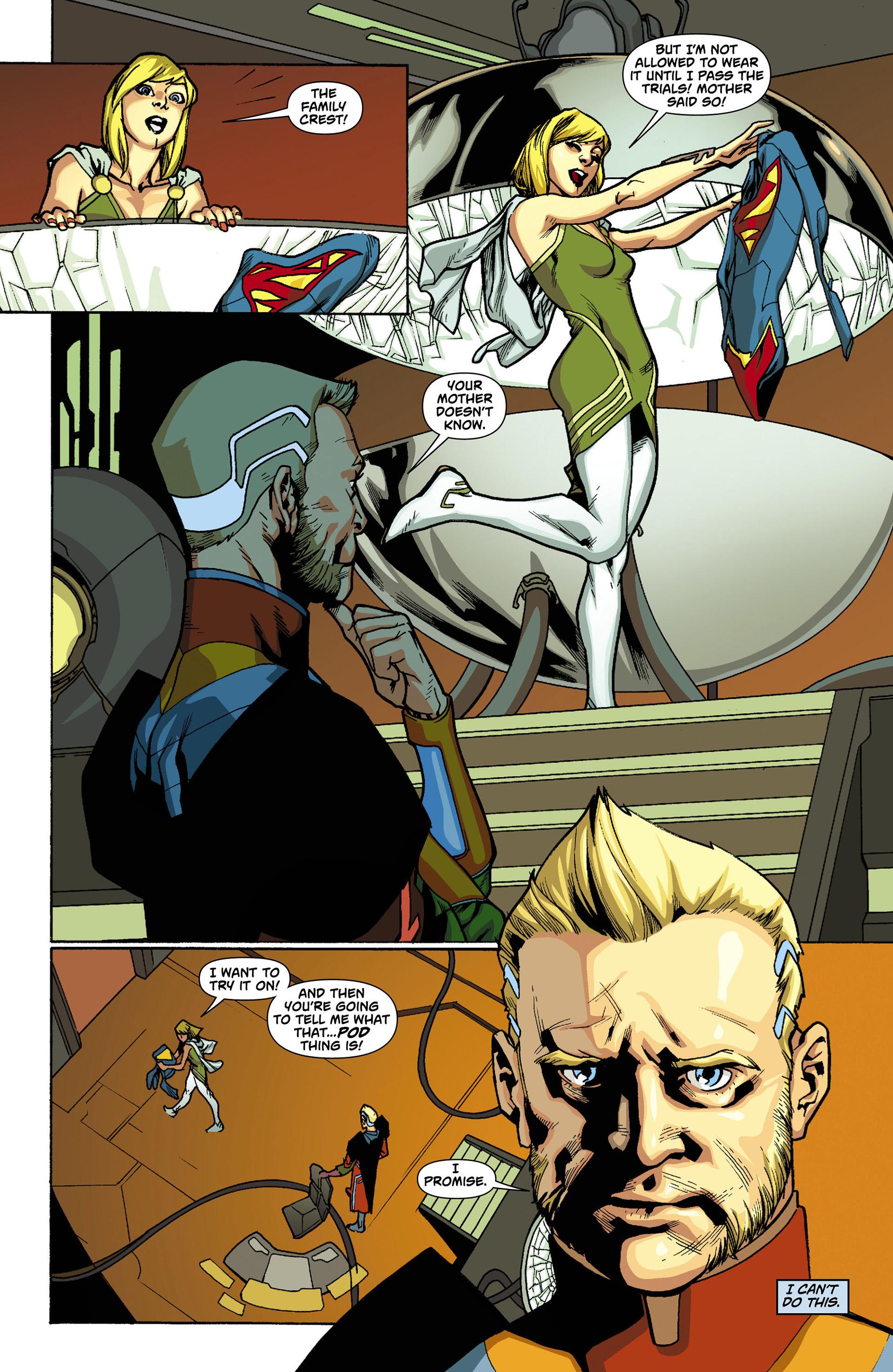 Supergirl (2011) Issue #0 #2 - English 11