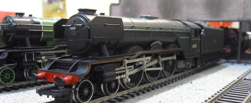 Hornby railroad flying scotsman review questions