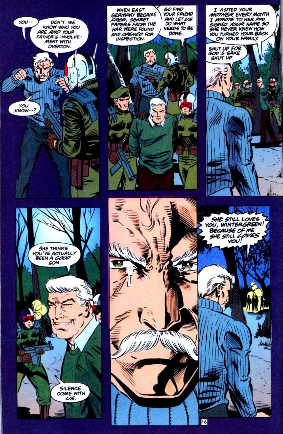 Deathstroke (1991) Issue #36 #41 - English 17