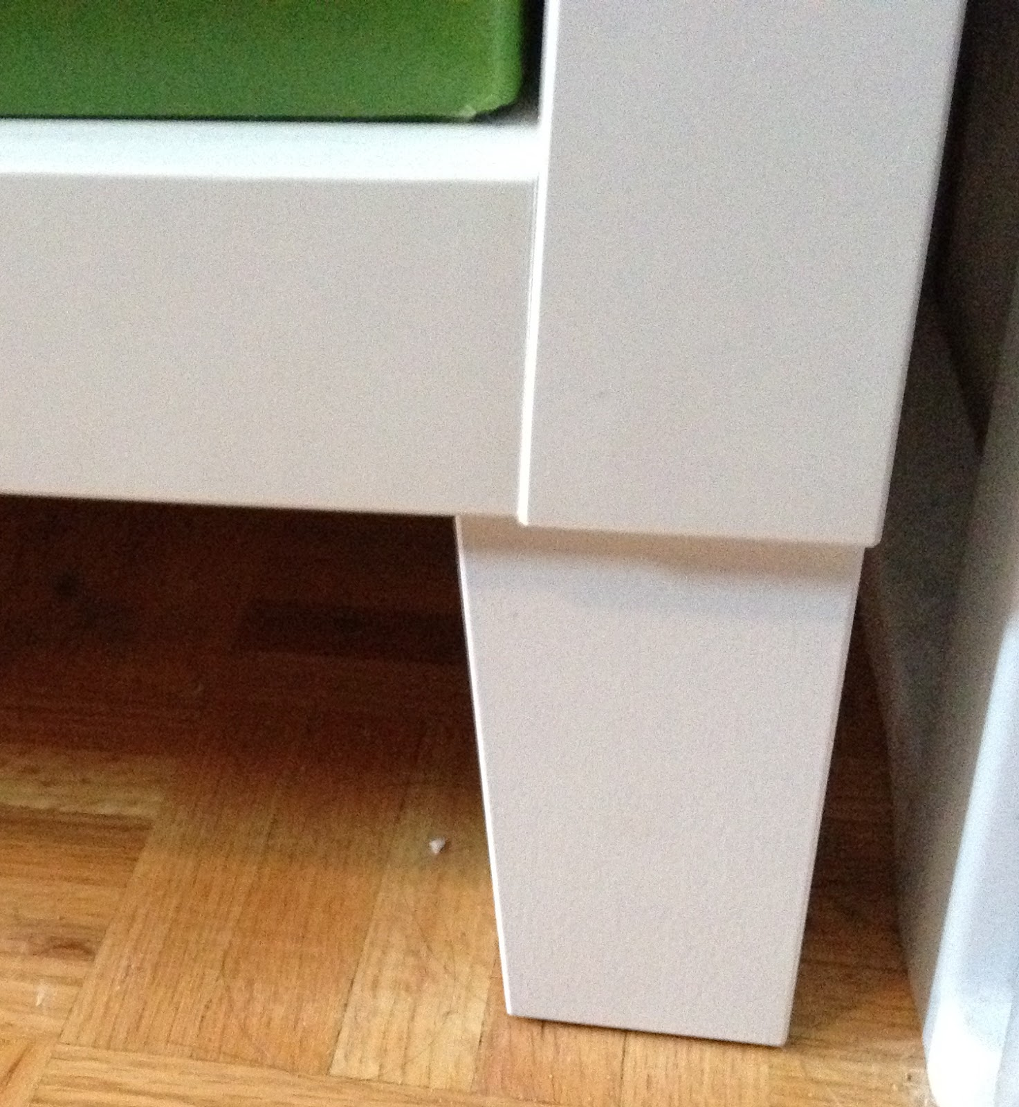 my cheap ass life project expedit with legs cost