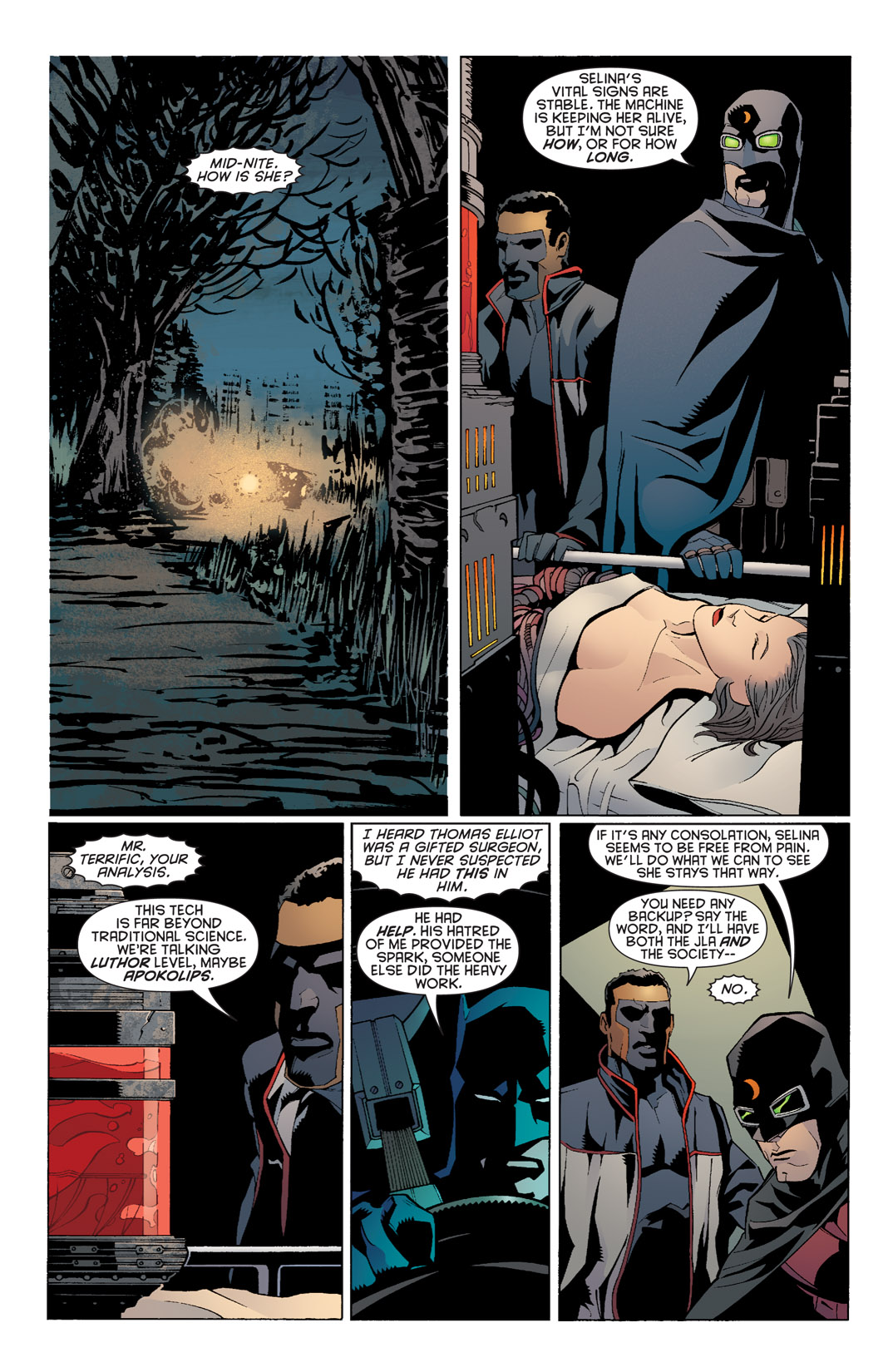 Detective Comics (1937) Issue #849 Page 6