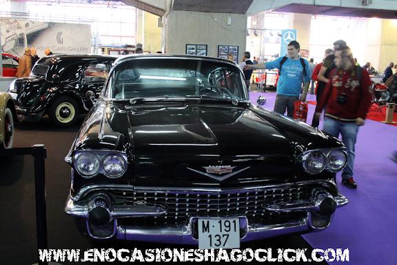 Fotos ClassicAuto Madrid 2012