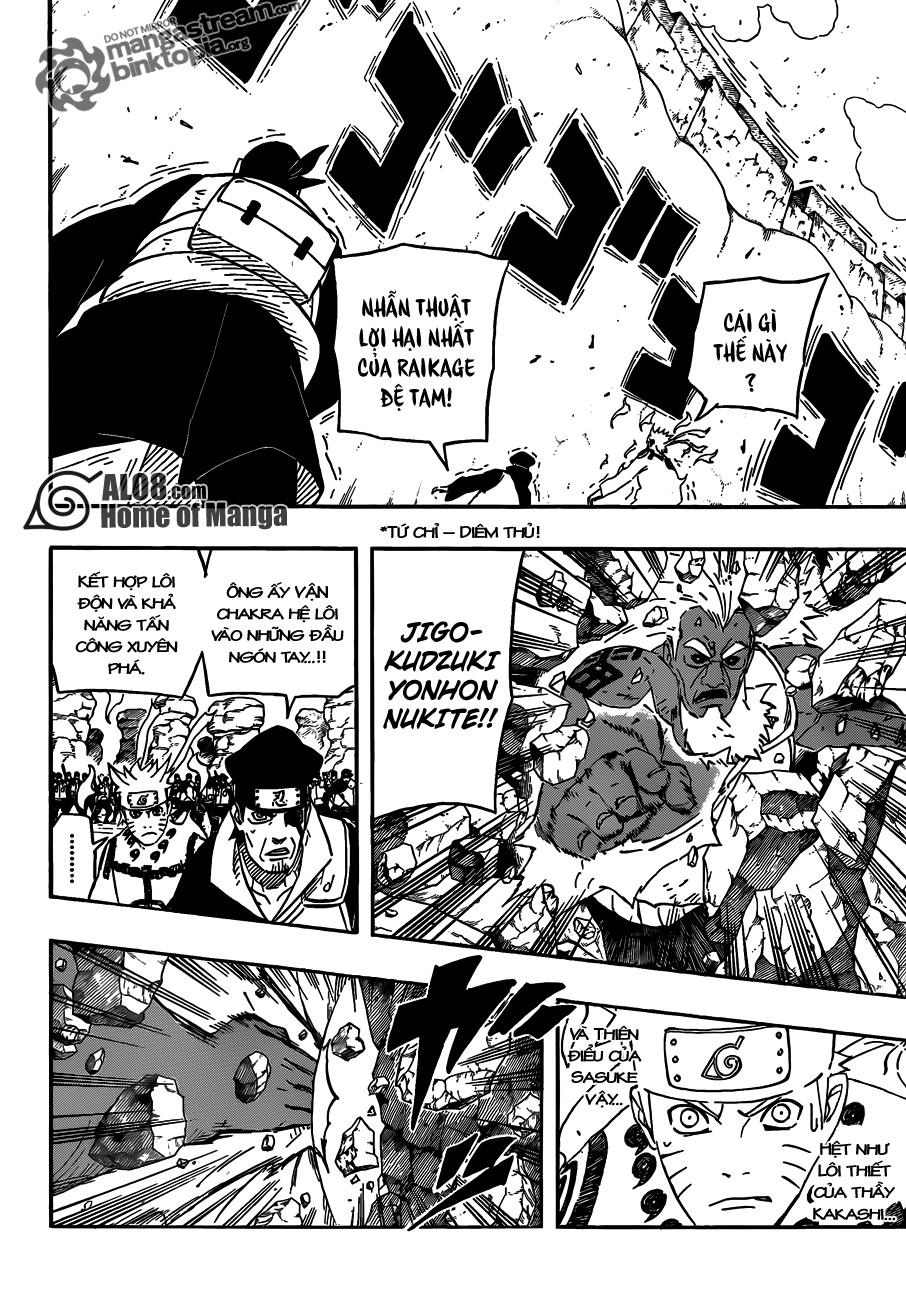Naruto chap 554 Trang 11 - Mangak.info