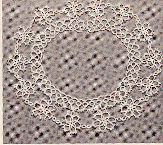 Tat-a-Renda: Raised Beads in Tatting
