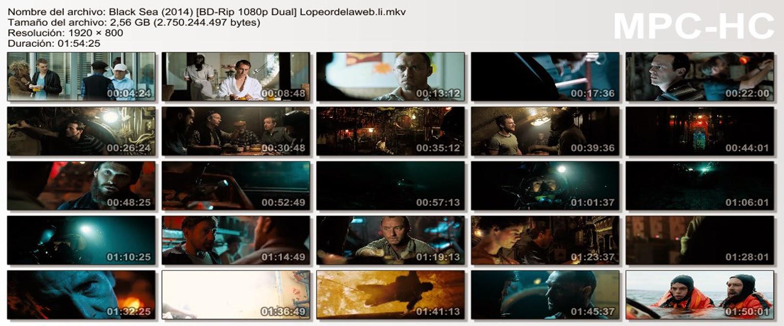 Black Sea (2014) [1080p. Dual]