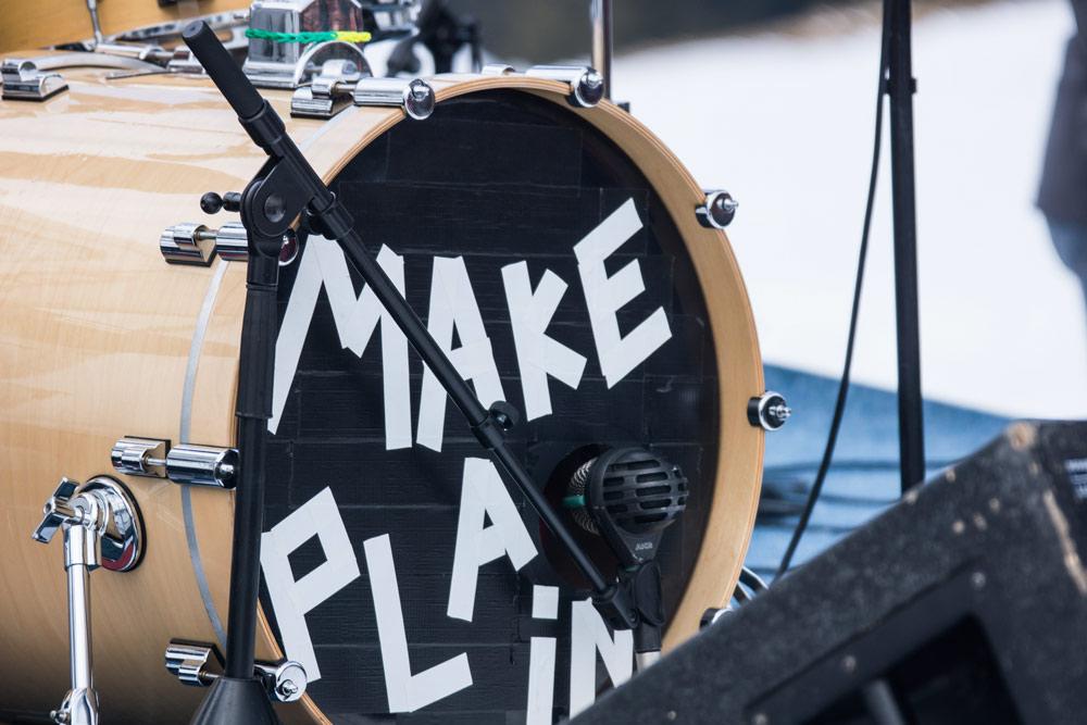 Ride on Music 2015 - Pasa Tiempo, Make Plain