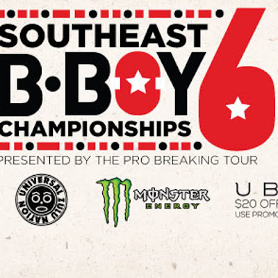Brett Rock - The Southeast B-Boy Championships Promo Mix (2015)