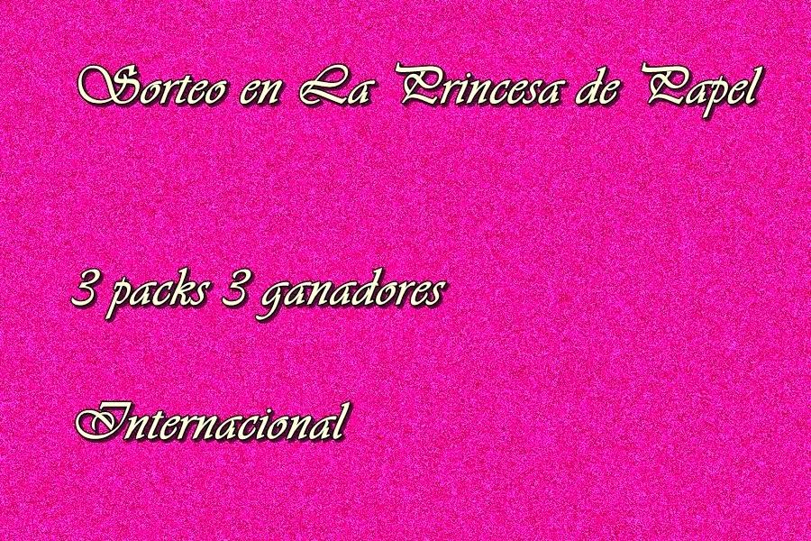 http://laprincesadepapel.blogspot.com.es/2014/08/sorteo-internacional-3-ganadores.html