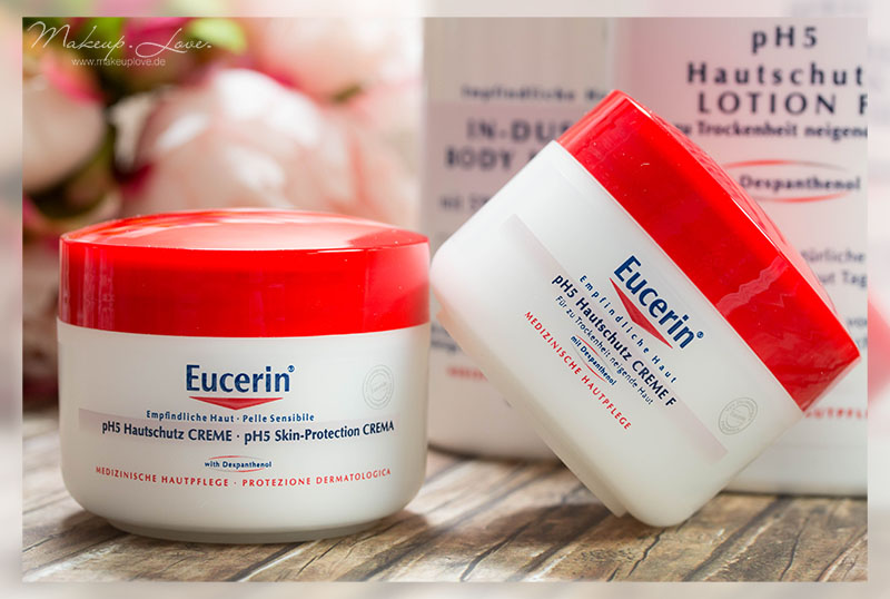 Eucerin pH5 Hautschutz Set Pflege Creme Lotion