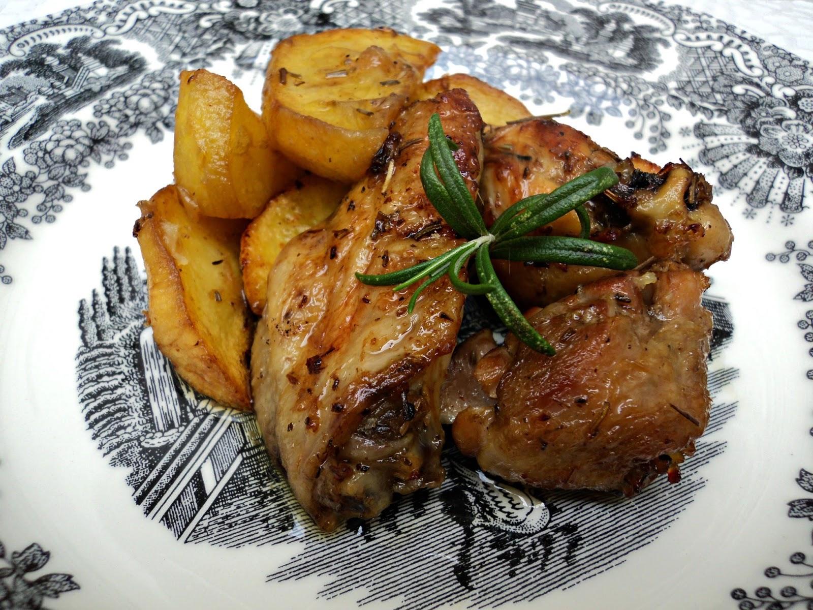 Cocinar Pollo Al Ajillo | Pollo Al Ajillo Olor A Hierbabuena