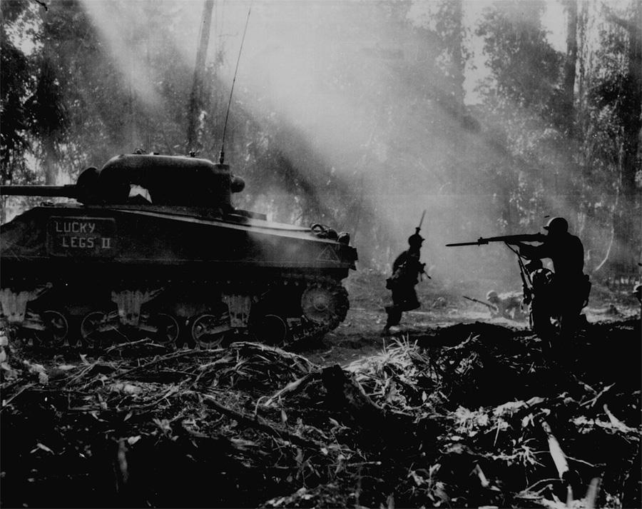 Some rare world war ii photographs