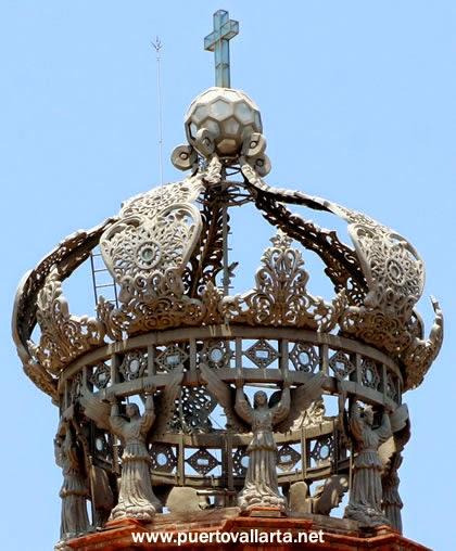 iglesia-de-guadalupe-corona-terrés-esculturas-puerto-vallarta