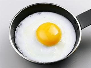Telur Ternyata Lebih Sehat