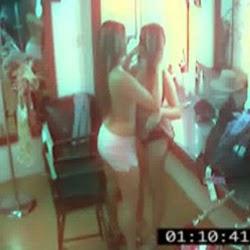 Modelos Flagradas no Camarim - http://www.pornointerativo.com
