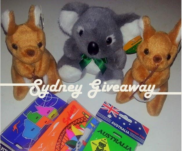 Sydney Giveaway!