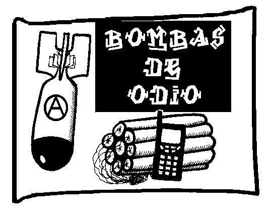 Bombas de Odio