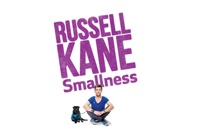 Russell Kane Smallness Tour