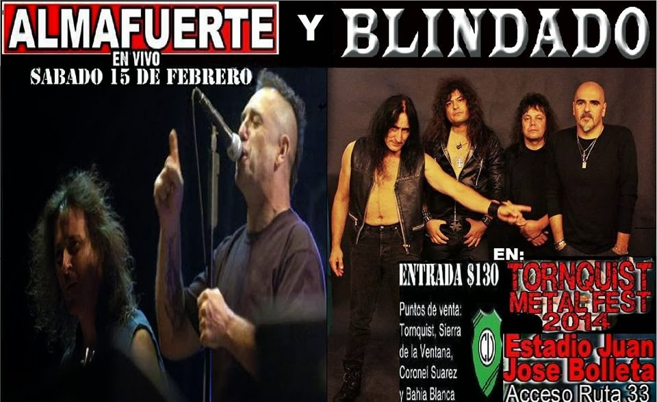 BLINDADO EN VIVO 15/02