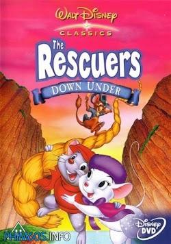 Nhân Viên Cứu Hộ - The Rescuers Down Under () Poster