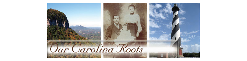 Our Carolina Roots