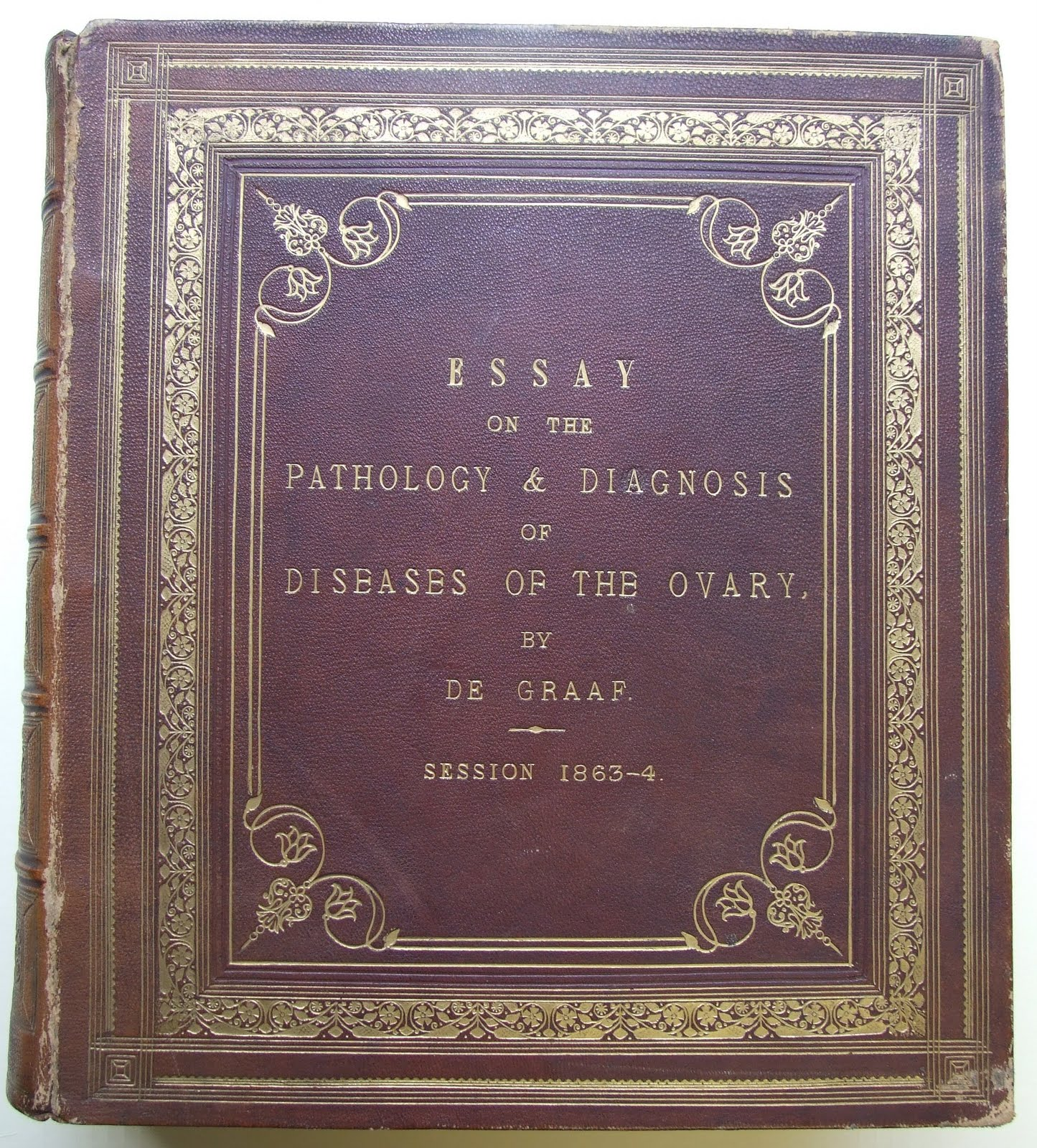archive item of the month essay on the pathology diagnosis of archive item of the month essay on the pathology diagnosis of diseases of the ovary