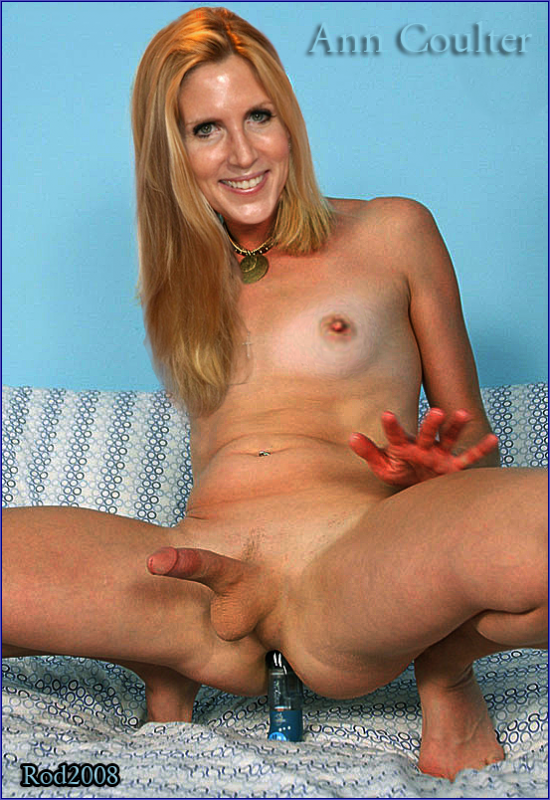 Has this ann coulter nackt nude definitely