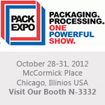 Come and see us at our booth N3332
