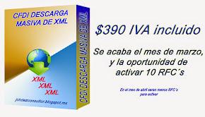 DESCARGA MASIVA XML