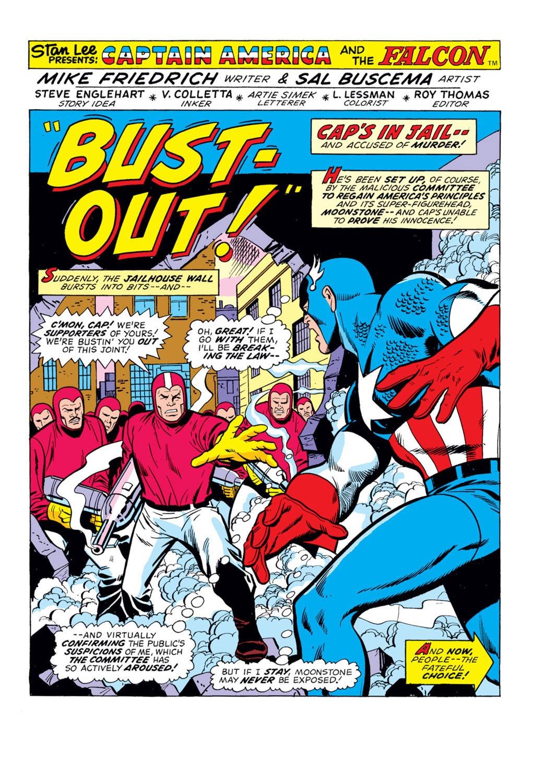 Captain America (1968) Issue #171 #85 - English 2