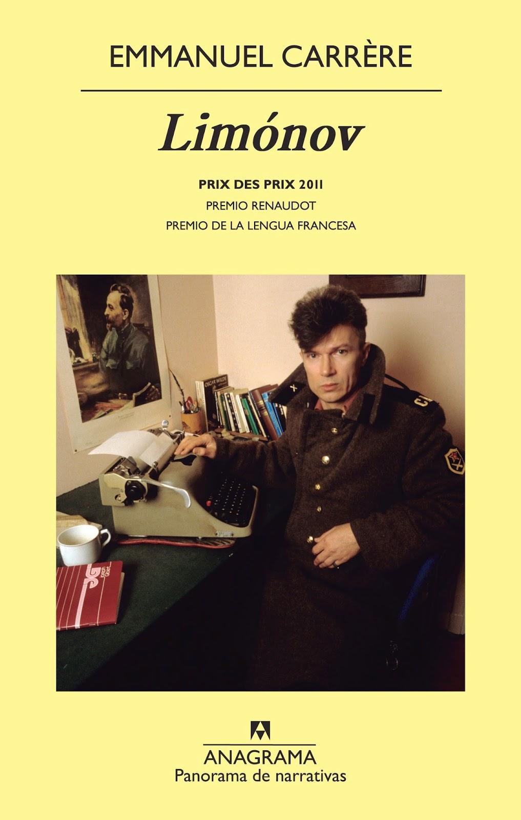 Comentario sobre el libro Limónov