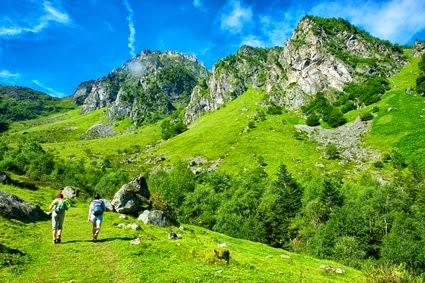Bagnères de Bigorre, des randonnées inépuisables