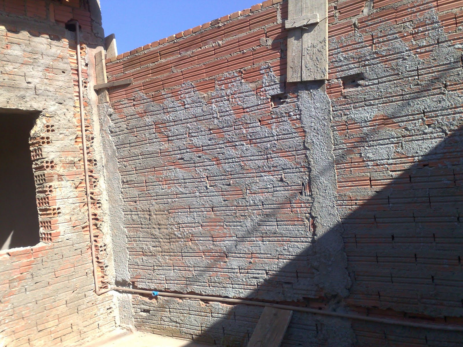 Muito Passo a passo da construção da minha primeira casa: encanamento WD67