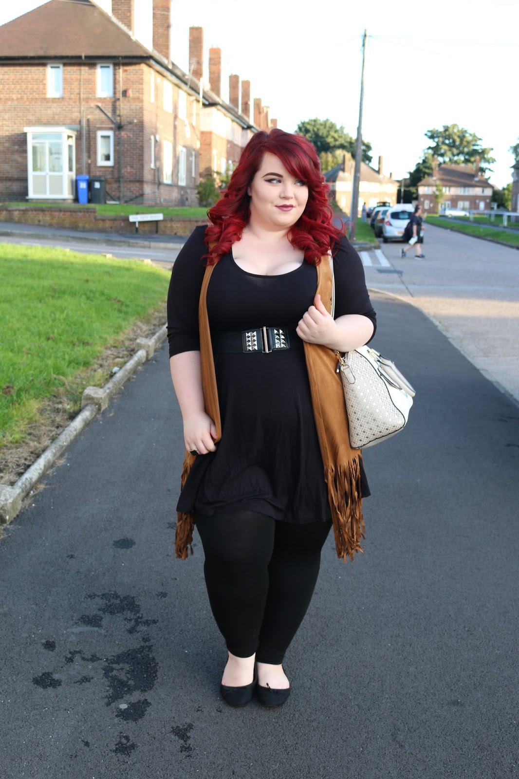 Newlook Plus Size Fashion, georgina grogan