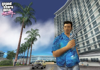 Download Vice City Full crack - Tải game cướp đường phố GTA