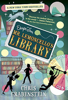 Escape From Mr. Lemmoncello's L:ibrary